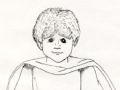 Frodo - inspired by R. Bakshi